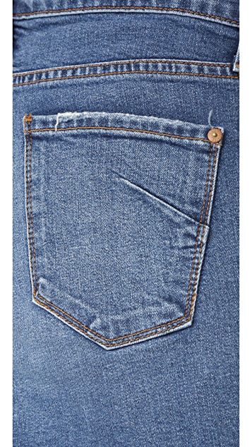 James Jeans Cutoff Miniskirt