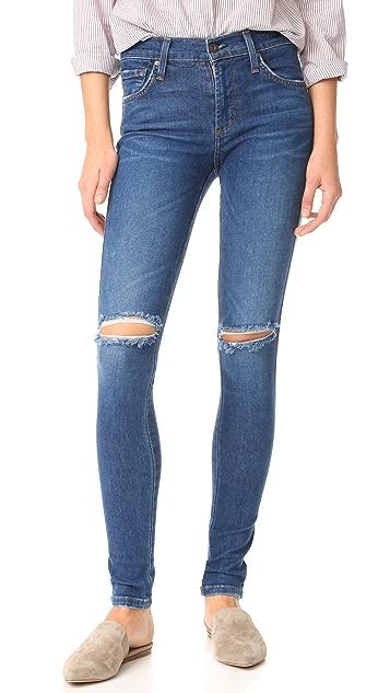 James Jeans Mid Rise James Twiggy Legging Jeans