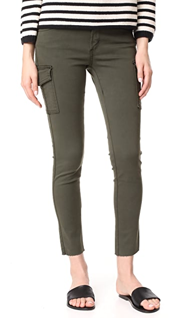 James Jeans Mid Rise Ankle Jeans