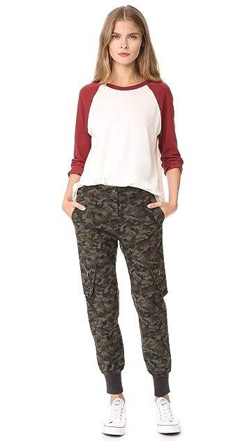 James Jeans Boyfriend Utility Cargo Pants