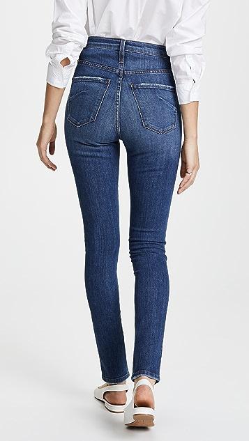 James Jeans Sky High Skinny Jeans