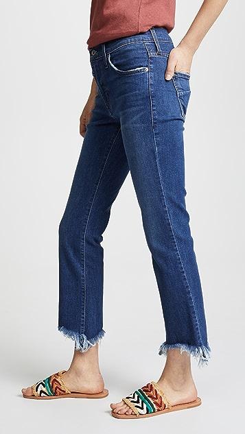 James Jeans Sneaker Straight Leg Jeans