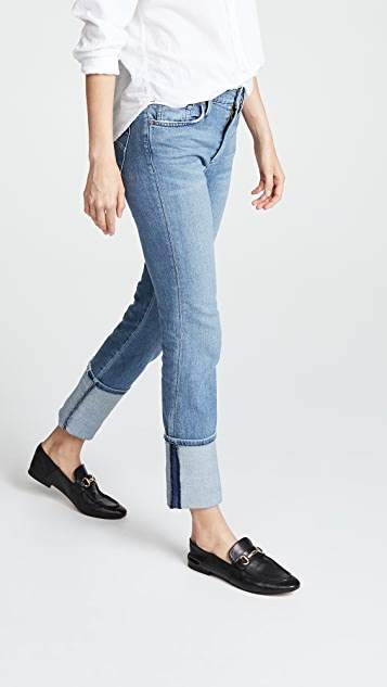 James Jeans The Sneaker Cuffed Jeans