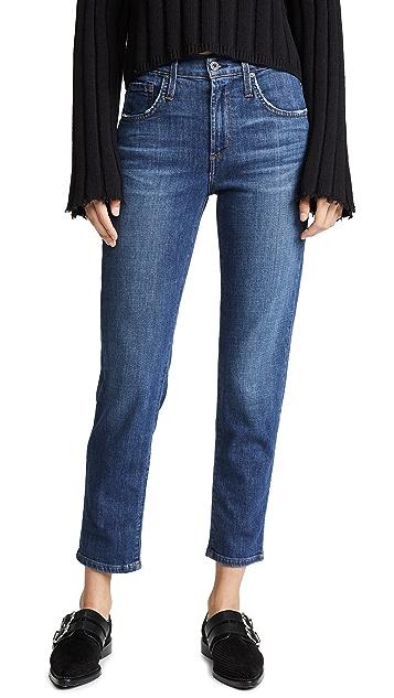 James Jeans Джинсы Donna Mom с высокой посадкой