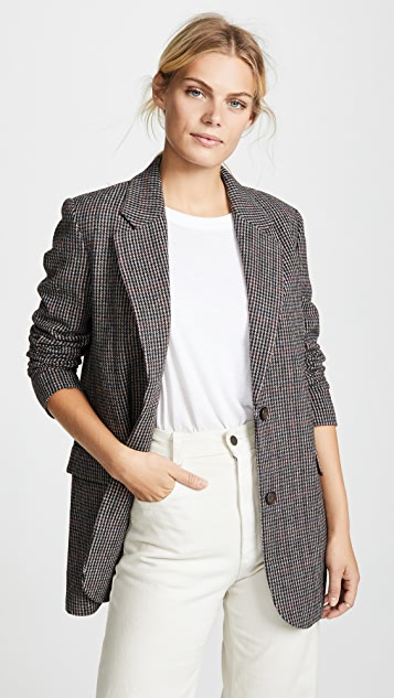 James Jeans Elongated Boyfriend Blazer | SHOPBOP