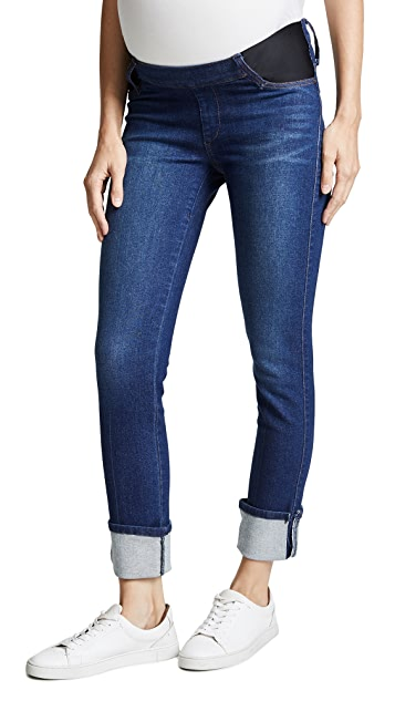 James Jeans Ankle Straight Maternity Jeans