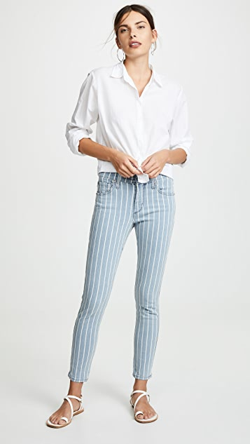 James Jeans James Twiggy Ankle Jeans