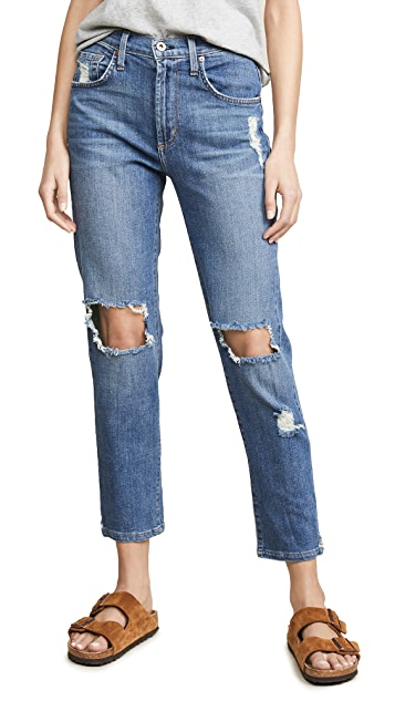James Jeans Donna High Rise Mom Jeans