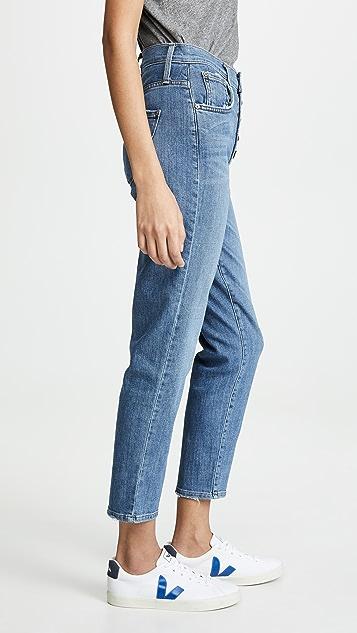 James Jeans Узкие джинсы Mona Mom