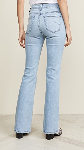 James Jeans Zoe Flare Jeans