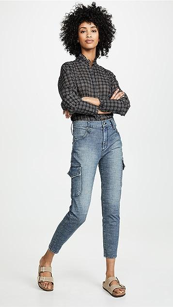 James Jeans Джинсы-бойфренды Skipper