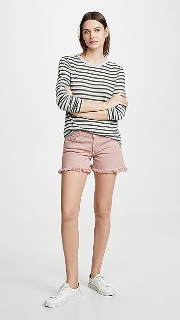 James 牛仔裤 低腰平角内裤