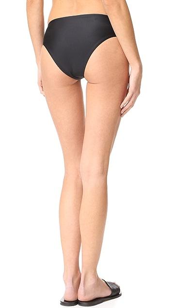 JADE Swim Rise Bikini Bottoms