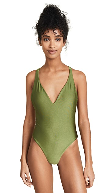 JADE Swim Revel One Piece Swimsuit