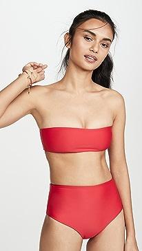 All Around Bandeau Bikini Top