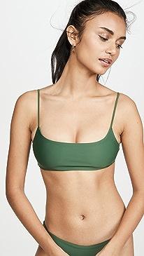 Muse Scoop Bikini Top
