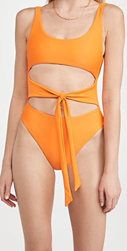 JADE Swim - Bond One Piece Swimsuit