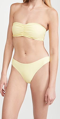 JADE Swim - Ava Bandeau Bikini Top