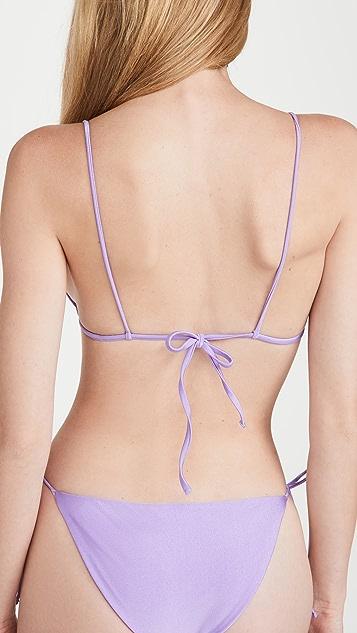 JADE Swim Via Bikini Top