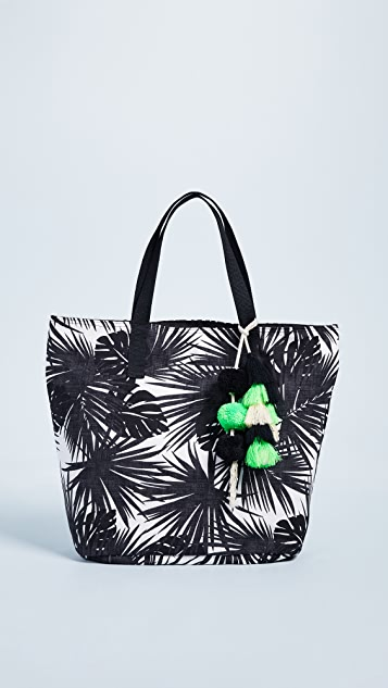JADEtribe Aloha Small Bucket Tote