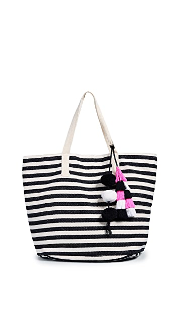 JADEtribe Valerie Small Bucket Tote