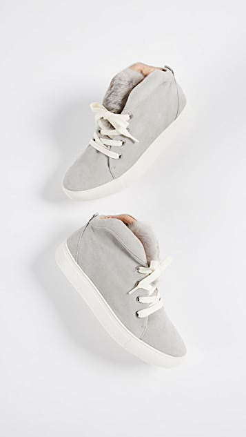 JAGGAR Lace Up Sneakers