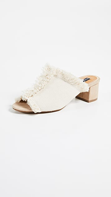 JAGGAR Resolve Block Heel Sandals