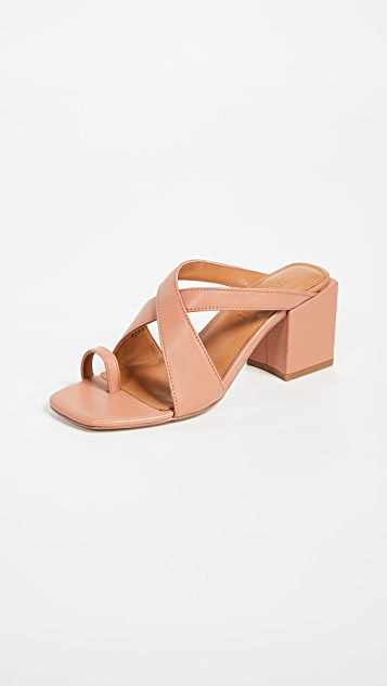 JAGGAR Converge Toe Ring Sandals