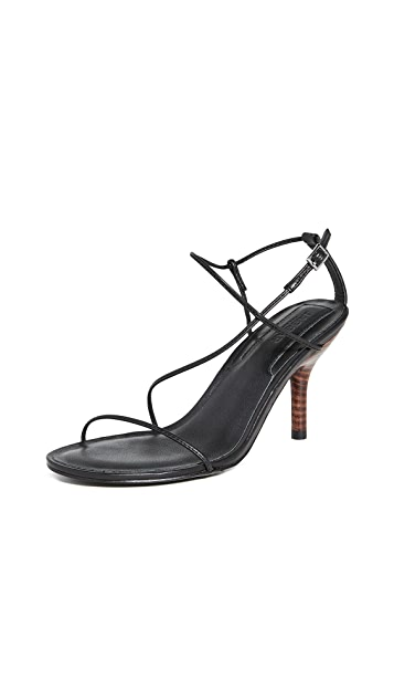 JAGGAR Naked Sandals