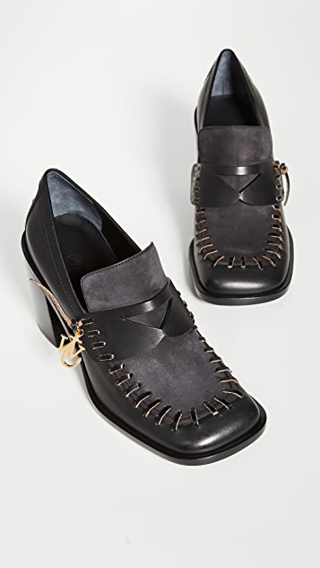 JW Anderson Heeled Loafers