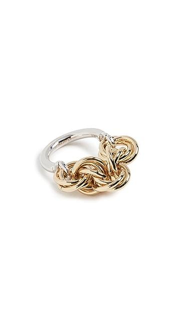 JW Anderson Multi Links Ring