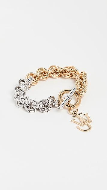 JW Anderson JWA Multi Links Bracelet