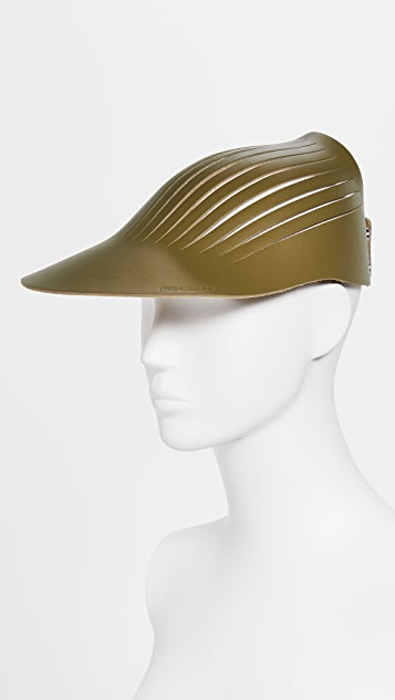 JW Anderson 棒球系带帽
