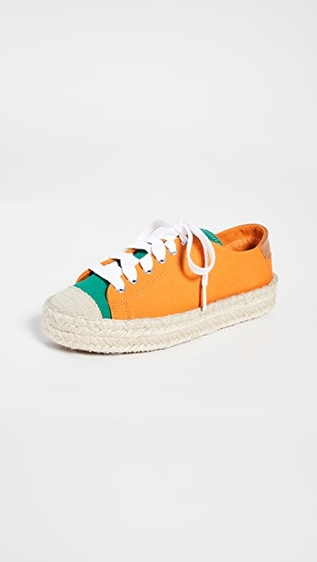 JW Anderson Espadrille Trainers