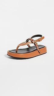 JW Anderson Flatform Sandals