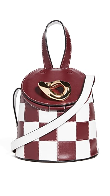 JW Anderson Lid Bucket Bag