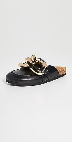 JW Anderson - 链条乐福鞋