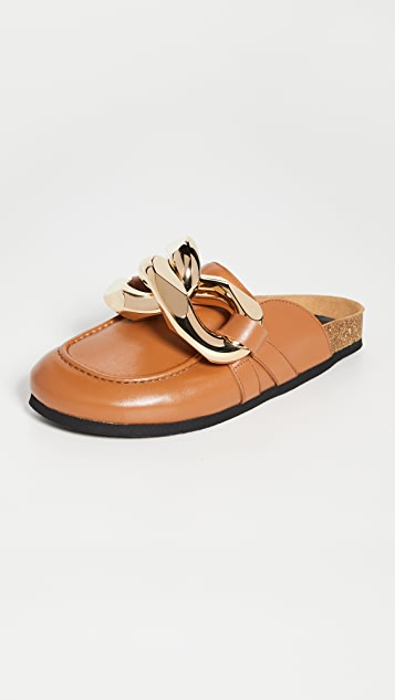 JW Anderson Chain Loafers