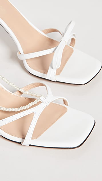 JW Anderson Pearl Sandals