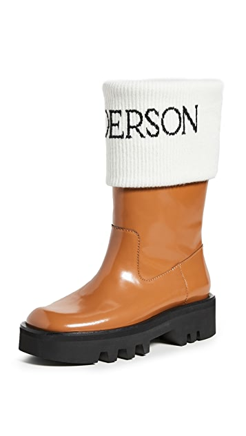 JW Anderson Fisherman Boots