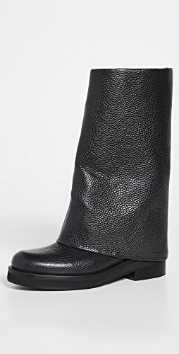 JW Anderson - High Fold Over Boots