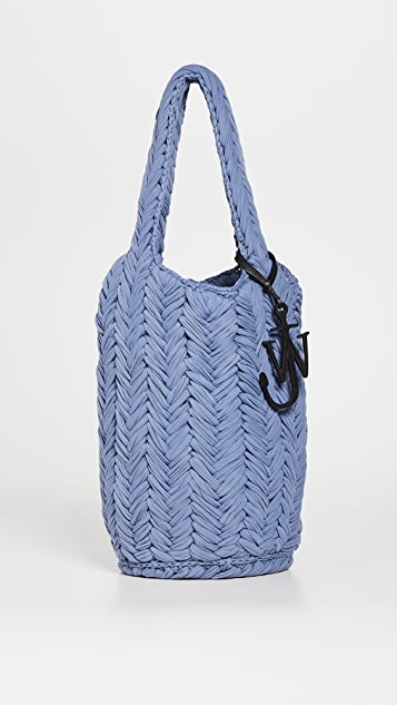 JW Anderson Knitted Shopper Bag