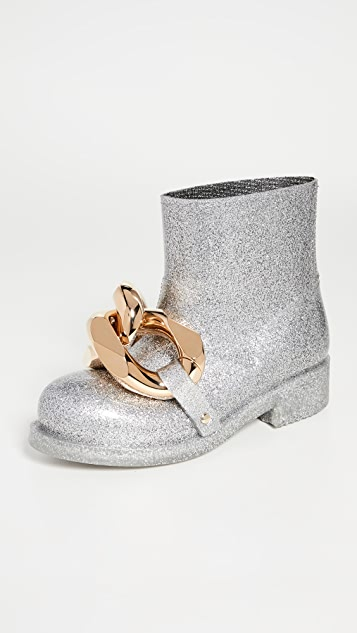 JW Anderson Chain Rubber Boots