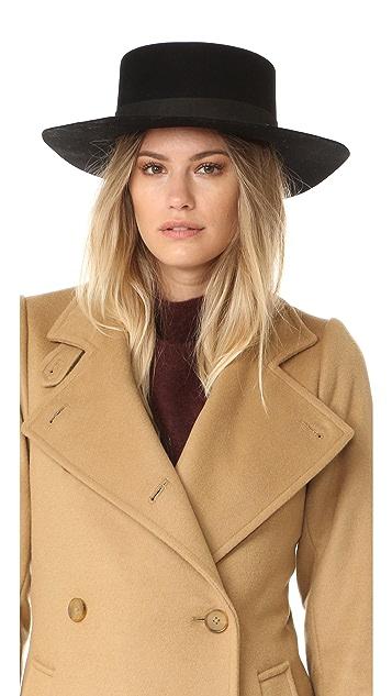 Janessa Leone Gabrielle Bolero Hat