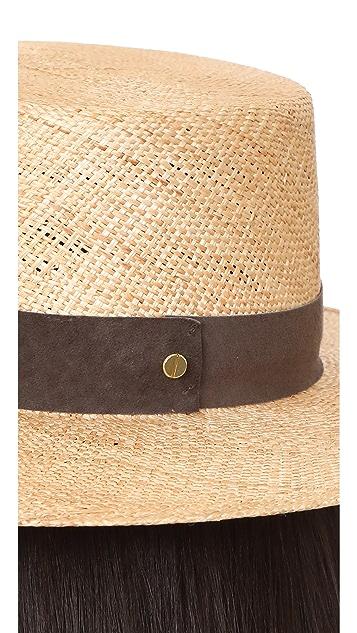 Janessa Leone Jade 针织帽子