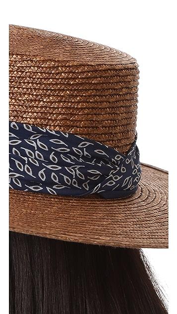 Janessa Leone Louis Bolero Hat