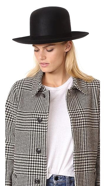 Janessa Leone Diane Bowler Hat