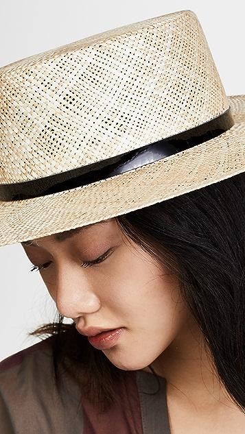 Janessa Leone Mason Bolero Hat