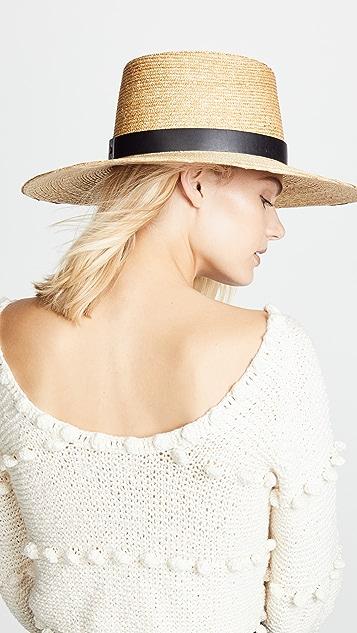 Janessa Leone Ruth Hat