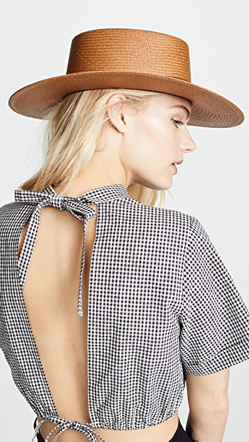 Janessa Leone Brent Hat